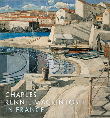 Picture of Charles Rennie Mackintosh in France