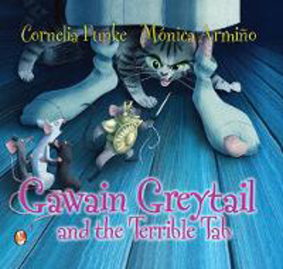 Picture of Gawain Greytail and the Terrible Tab