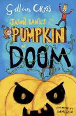 Picture of Jason Banks and the Pumpkin of Doom