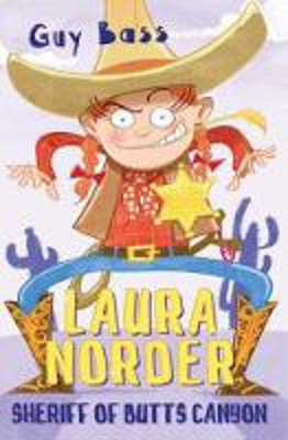 Picture of Laura Norder, Sheriff of Butts Canyon