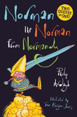 Picture of Norman the Norman from Normandy: Two Quests in One