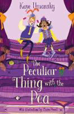 Picture of The Peculiar Thing with the Pea