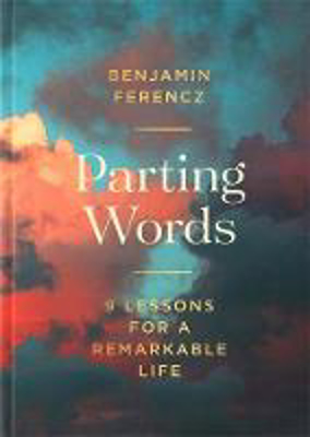 Picture of Parting Words: 9 lessons for a remarkable life