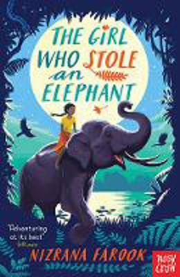 Picture of The Girl Who Stole an Elephant