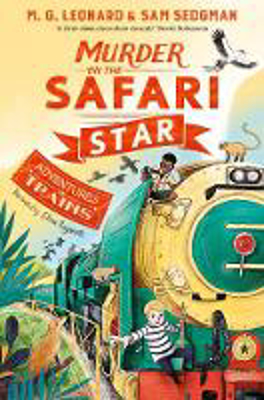 Picture of Murder on the Safari Star