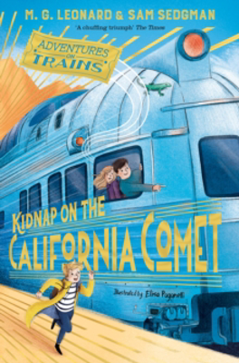 Picture of Kidnap on the California Comet