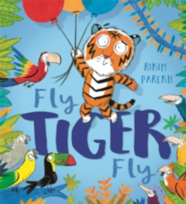 Picture of Fly, Tiger, Fly!