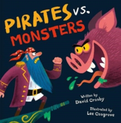 Picture of Pirates Vs. Monsters