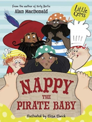 Picture of Nappy the Pirate Baby