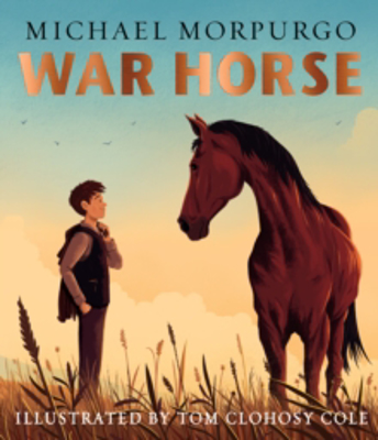 Picture of War Horse picture book: A beloved modern classic adapted for a new generation of readers