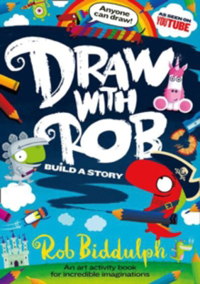 Picture of Draw With Rob: Build a Story