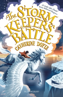 Picture of The Storm Keepers' Battle: Storm Keeper Trilogy 3