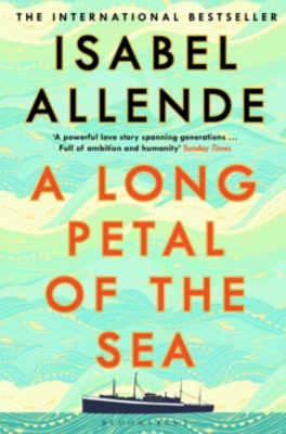 Picture of A Long Petal of the Sea: The Sunday Times Bestseller