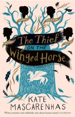 Picture of The Thief on the Winged Horse