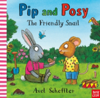 Picture of Pip and Posy: The Friendly Snail