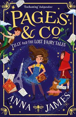 Picture of Pages & Co.: Tilly and the Lost Fairy Tales (Pages & Co., Book 2)
