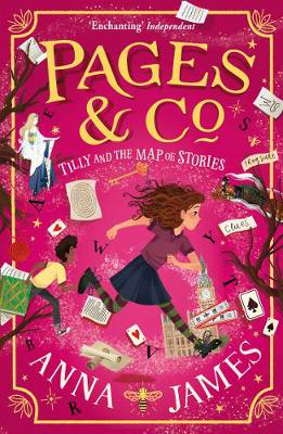 Picture of Pages & Co.: Tilly and the Map of Stories