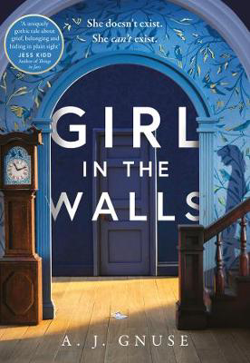 Picture of Girl in the Walls