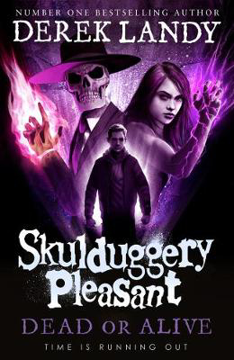 Picture of Dead or Alive (Skulduggery Pleasant, Book 14)