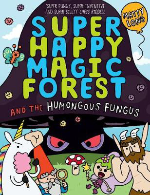 Picture of Super Happy Magic Forest: The Humongous Fungus