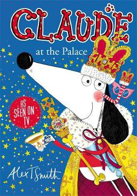 Picture of Claude at the Palace