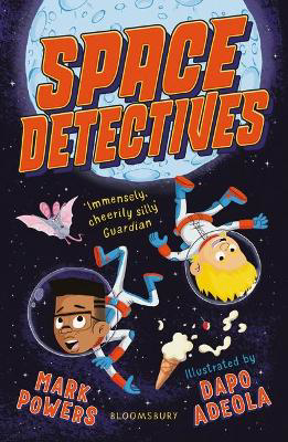 Picture of Space Detectives