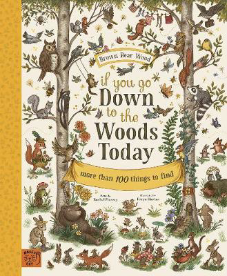 Picture of If You Go Down to the Woods Today: More than 100 things to find