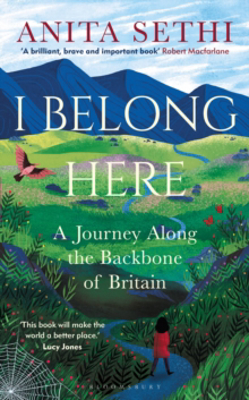 Picture of I Belong Here: A Journey Along the Backbone of Britain