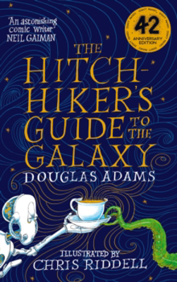 Picture of The Hitchhiker's Guide to the Galaxy Illustrated Edition