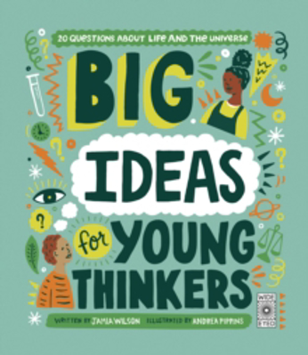 Picture of Big Ideas For Young Thinkers: 20 questions about life and the universe