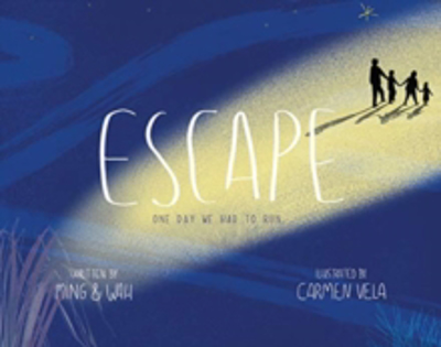 Picture of Escape: One Day We Had to Run . . .