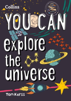 Picture of YOU CAN explore the universe
