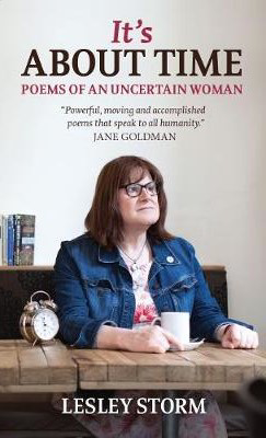 Picture of It's About Time: Poems of an Uncertain Woman