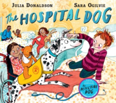 Picture of The Hospital Dog
