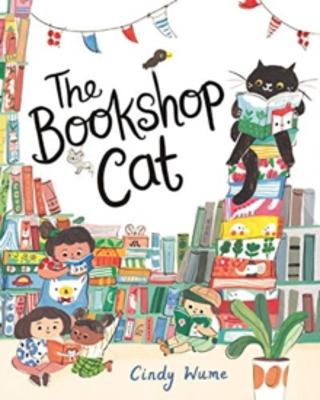 Picture of The Bookshop Cat