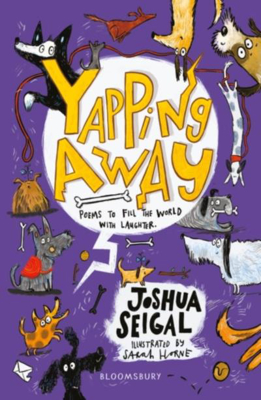 Picture of Yapping Away: Poems by Joshua Seigal