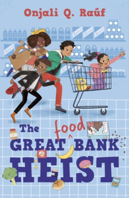 Picture of The Great (Food) Bank Heist