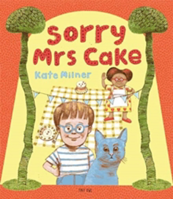 Picture of Sorry Mrs Cake!