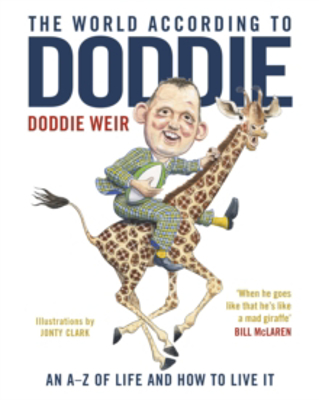 Picture of The World According to Doddie: An A-Z of Life and how to Live it