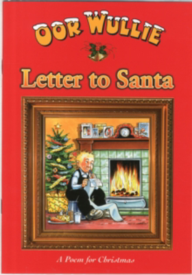 Picture of Oor Wullie's Letter to Santa