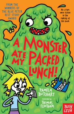 Picture of A Monster Ate My Packed Lunch!