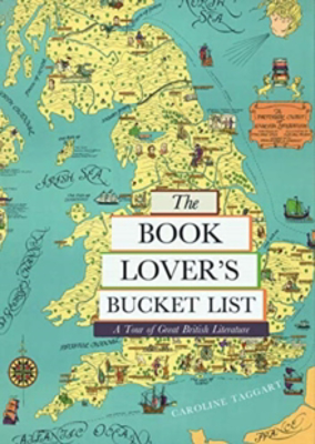 Picture of The Book Lover's Bucket List: A Tour of Great British Literature