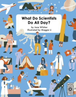 Picture of What Do Scientists Do All Day?