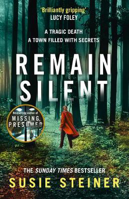 Picture of Remain Silent (Manon Bradshaw, Book 3)