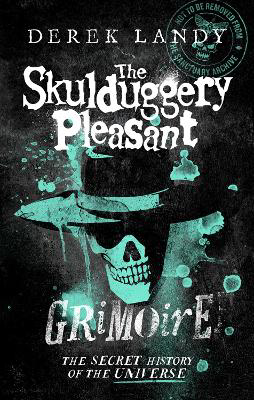 Picture of The Skulduggery Pleasant Grimoire (Skulduggery Pleasant)