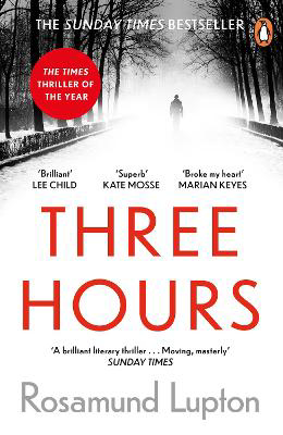 Picture of Three Hours: The Top Ten Sunday Times Bestseller