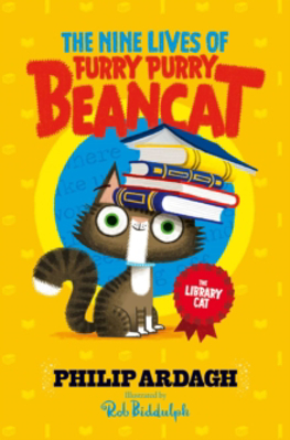 Picture of The Library Cat