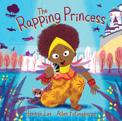 Picture of Rapping Princess