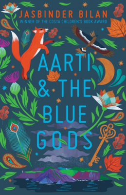 Picture of Aarti & the Blue Gods