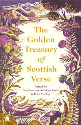 Picture of The Golden Treasury of Scottish Verse